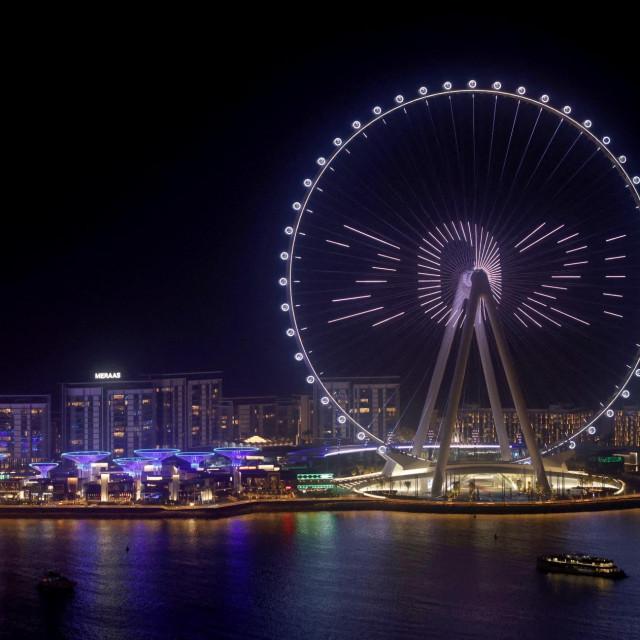 Ain Dubai u prijevodu znači Oko Dubaija