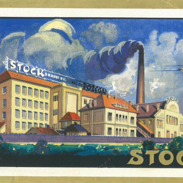 Tvornica Zvečevo, tada Stock, 1930-ih