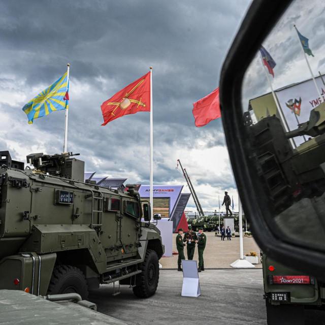 Vojni sajam privukao je posjetitelje i izlagače iz petnaest zemalja