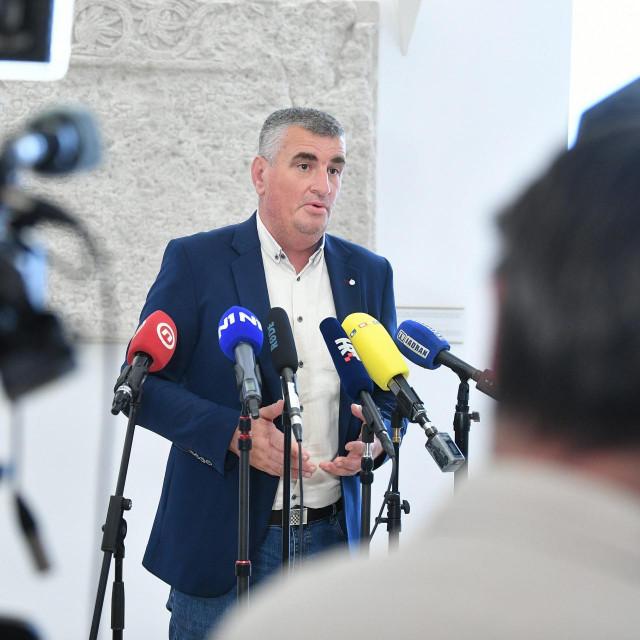 Gradonačelnik Sinja Miro Bulj