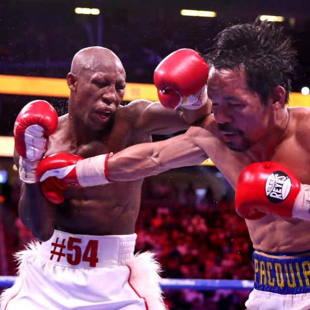 Yordenis Ugas vs. Manny Pacquiao