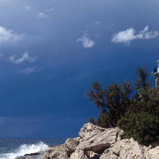 Svjetionik na otoku Pločica