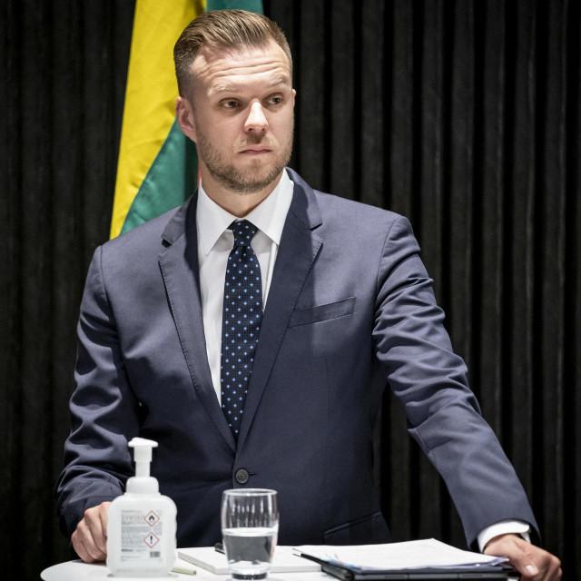 Gabrielius Landsbergis, litavski ministar vanjskih poslova