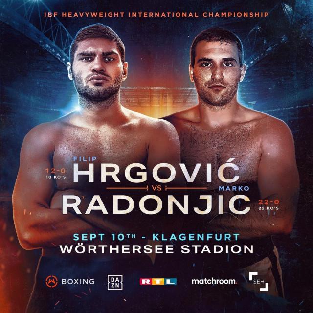 Hrgović vs. Radonjić