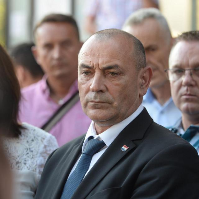 Tomo Medved, ministar branitelja.