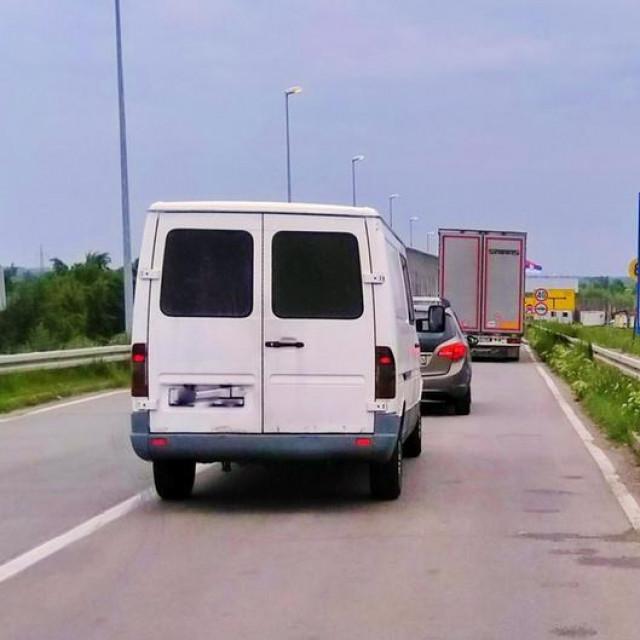Ulaz u Srbiju