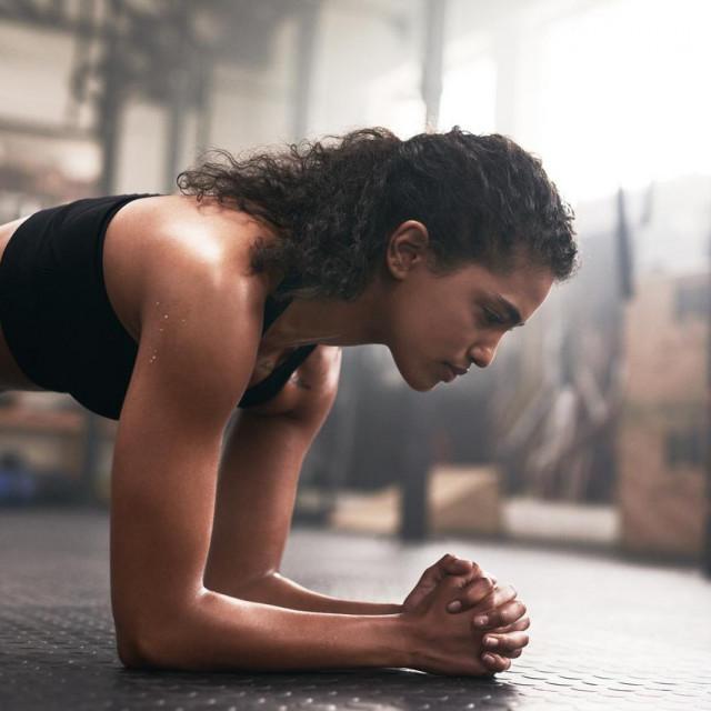 Osim gubitka kalorija za dobar izgled važna je tonizacija i oblikovanje mišića.