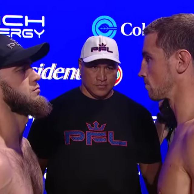 Movlid Khaybulaev vs Brendan Loughnane