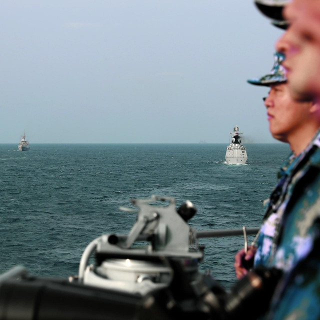 Zajednička vojna vježba Kine i Singapura