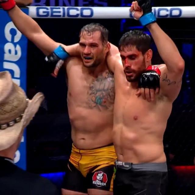 Emiliano Sordi i Antonio Carlos Junior
