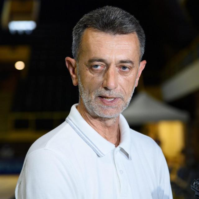 Marko Rađa, ravnatelj Doma zdravlja Split