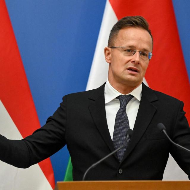 Ministar Peter Szijjarto