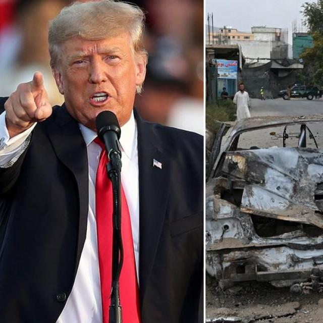 Donald Trump, prizor iz Kabula i pripadnik talibana