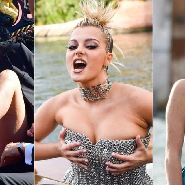 Sharon Stone, Bebe Rexha i Leni Klum