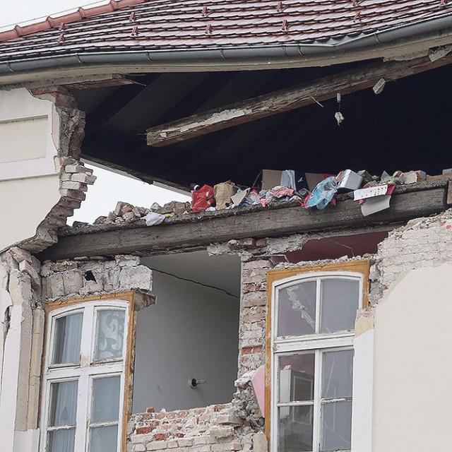 Ni ja niti ijedan Siščanin ne znamo ni za jednu obnovljenu kuću, kaže Ikić-Baniček