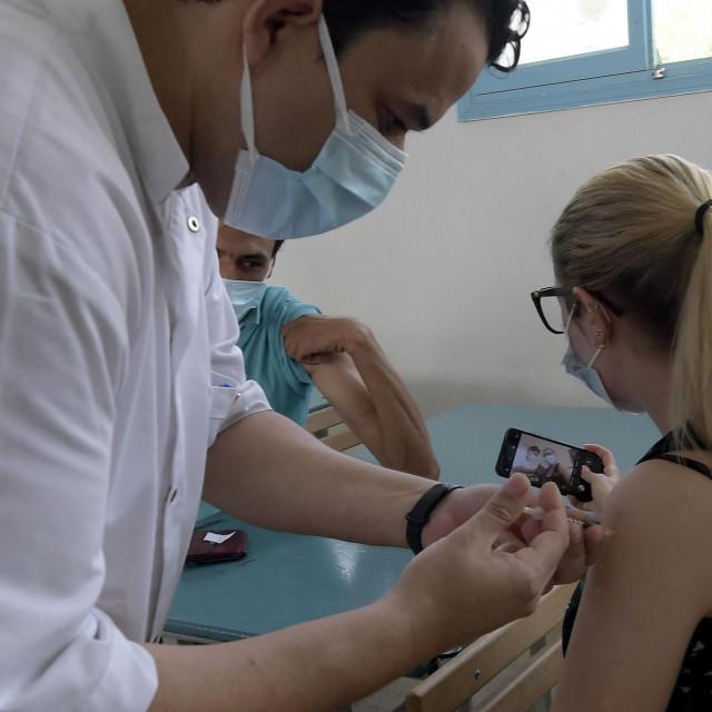 Cijepljenje Modernom