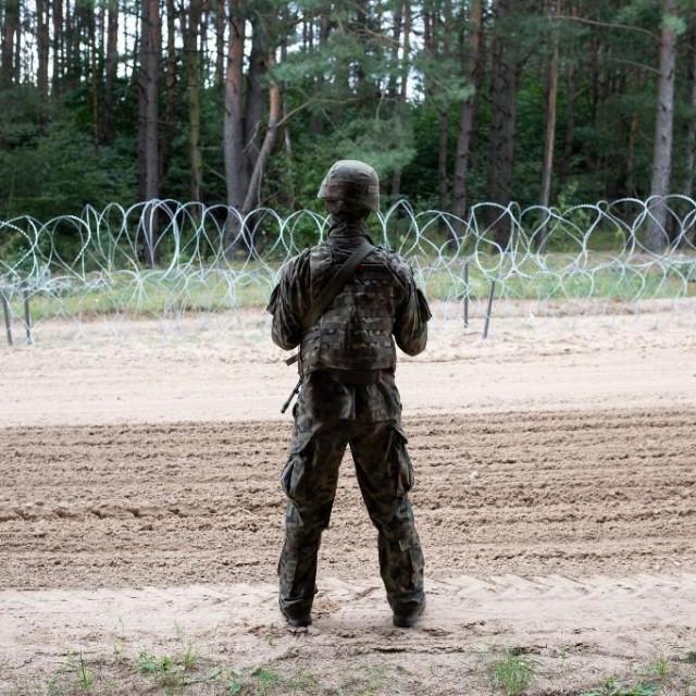 Poljsko - bjeloruska granica