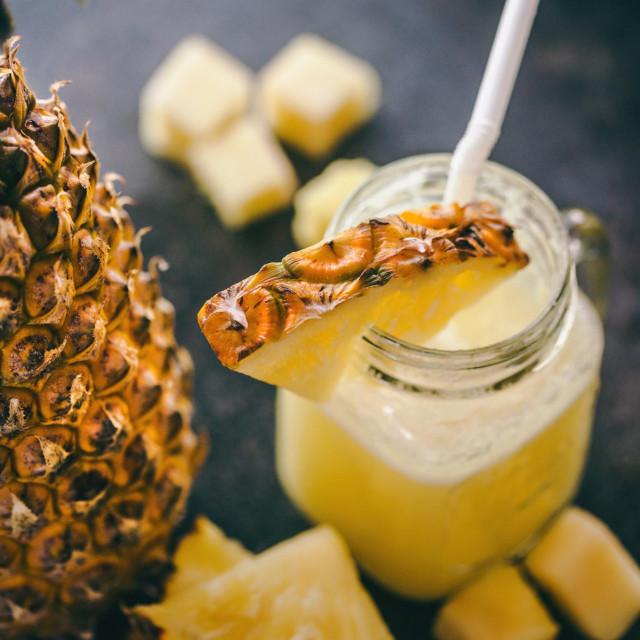 Ananas je bogat vitaminom C, manganom, bakrom i vitaminom B6