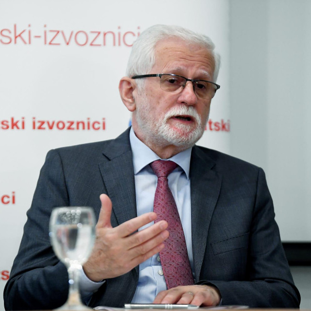 Predsjednik HIZ-a Darinko Bago