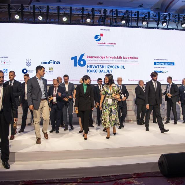 16. Konvencija hrvatskih izvoznika i svečana dodjela nagrade