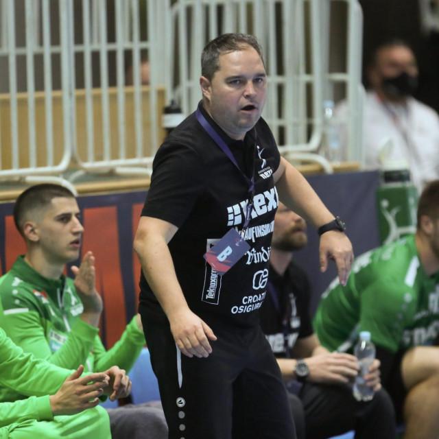 Branko Tamše, trener Nexea