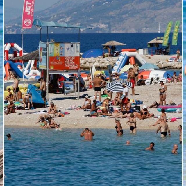 Plaža u Makarskoj