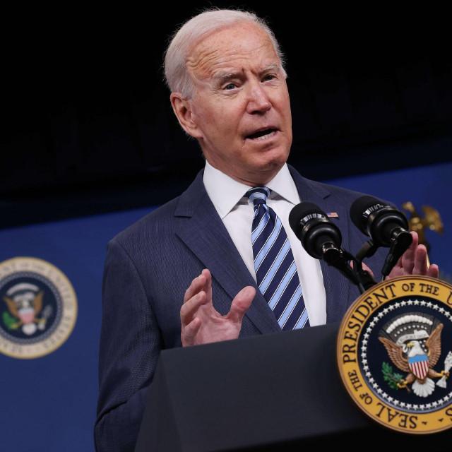 Predsjednik SAD-a Joe Biden