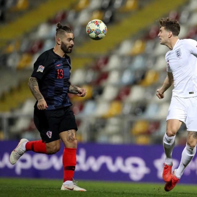 Marko Livaja protiv Engleske