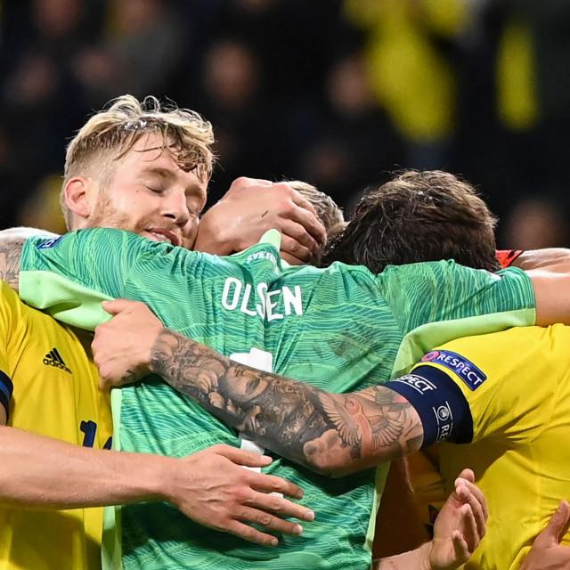 Slavlje Šveđana