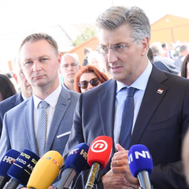 Premijer RH Andrej Plenković