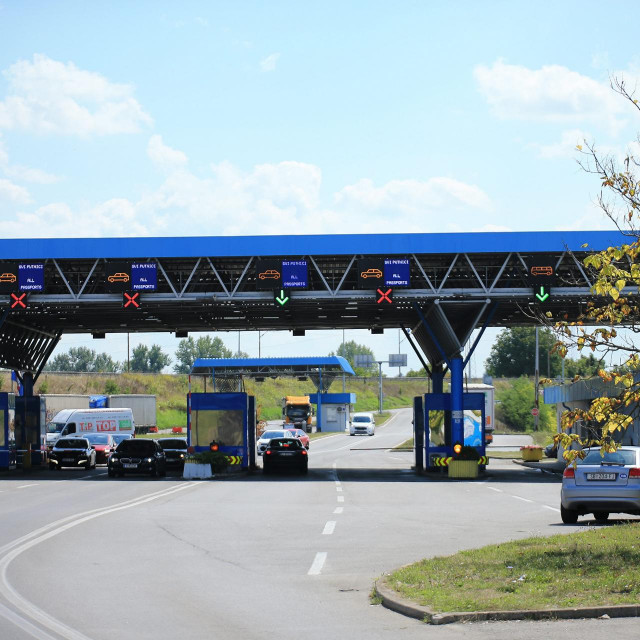 Granični prijelaz Slavonski Šamac