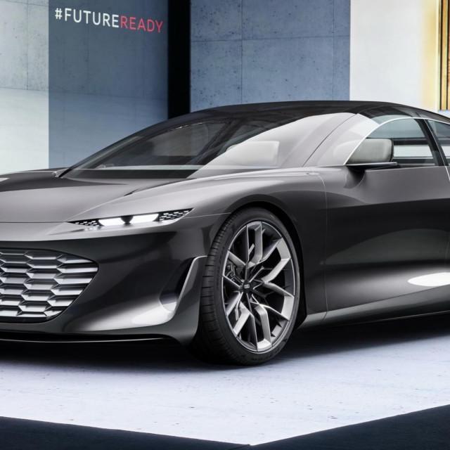 Audi Grandsphere koncept