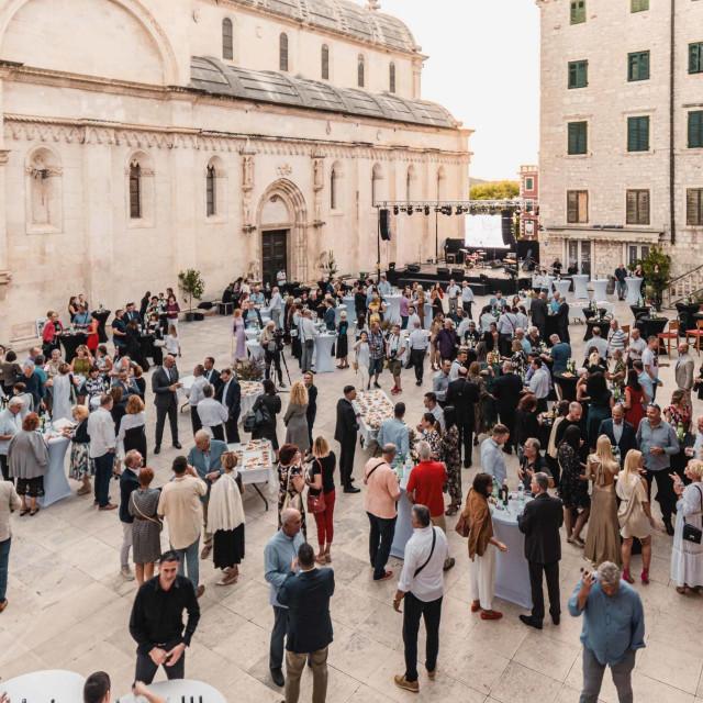 Proslava obljetnice Društva za očuvanje šibenske kulture Juraj Dalmatinac