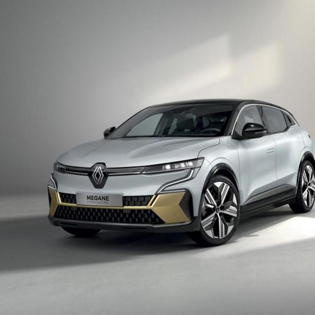 2022 Renault Megane E-Tech Electric