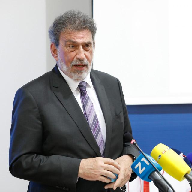 Ministar znanosti i obrazovanja Radovan Fuchs