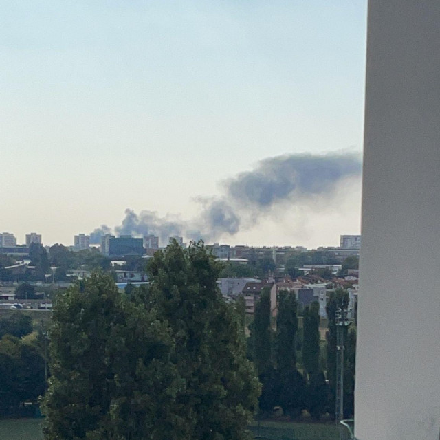 Požar na Jakuševcu