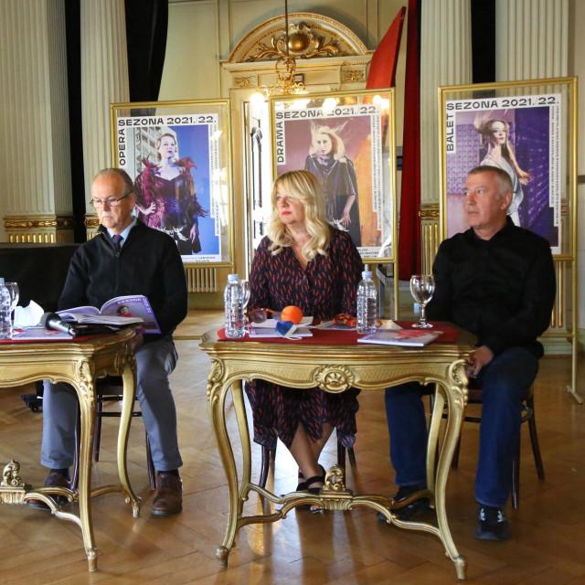 Press konferencija HNK