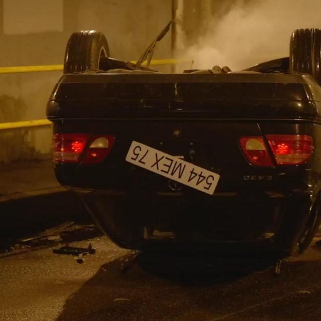 Objavljen je trailer novog filma Escape the Palace u kojem su prikazane šokantne scene prometne nesreće Meghan Markle