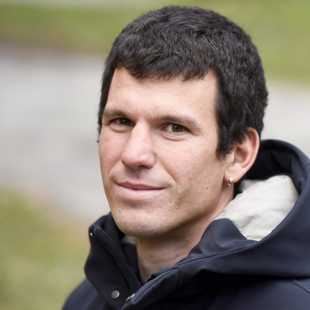 Enrico Marotti, hrvatski surfer.