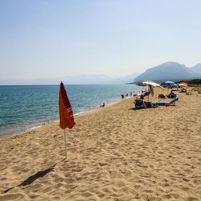 Plaža na Sardiniji