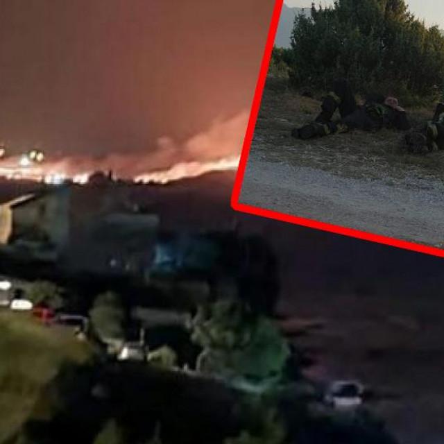 Požar kod Ražanca