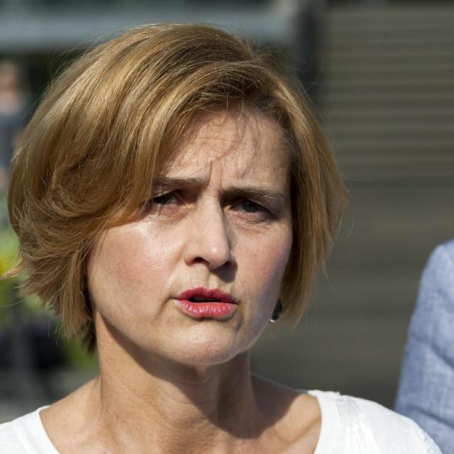 Zamjenica guvernera Hrvatske narodne banke Sandra Švaljek