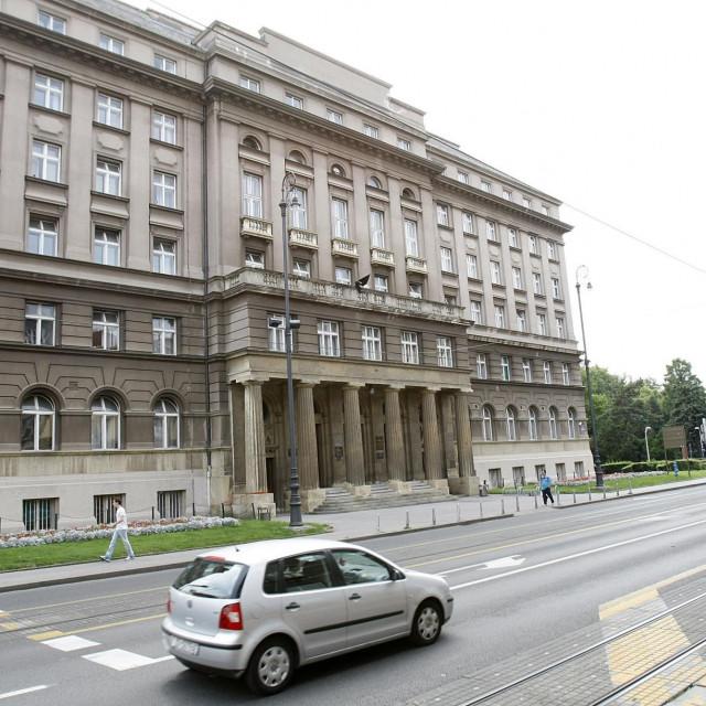 Zgrada HZMO - Hrvatski zavod za mirovinsko osiguranje
