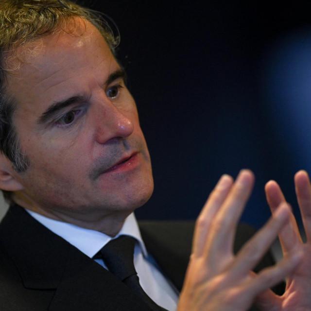 Generalni direktor Međunarodne agencije za atomsku energiju (IAEA), Argentinac Rafael Grossi