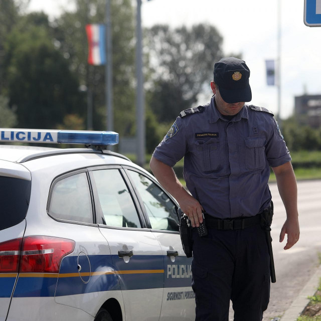 Policijska kontrola