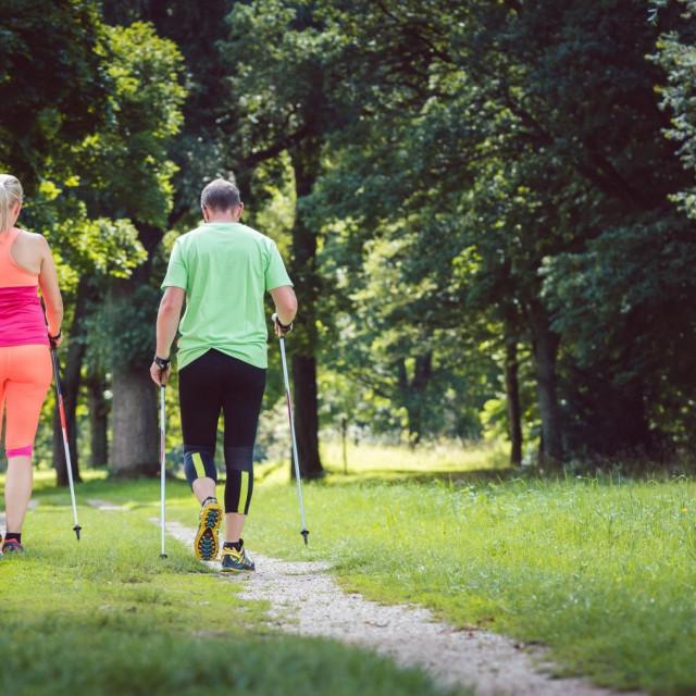 Hodanje poboljšava zdravlje
