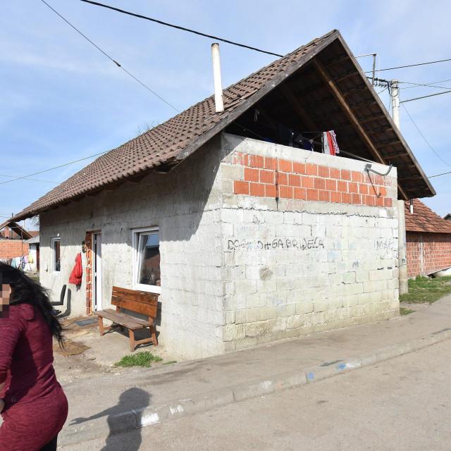 Kuća u kojoj se dogodilo ubojstvo