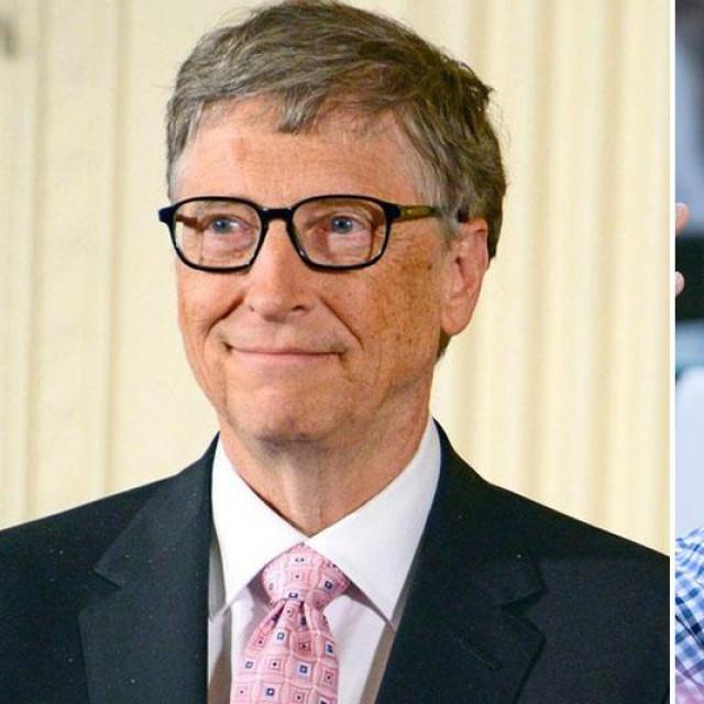 Bill Gates i Alwaleed bin-Talal