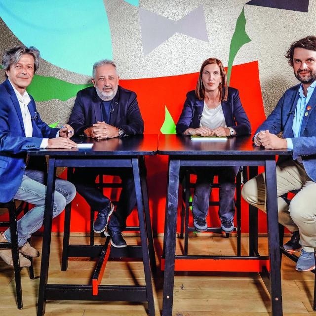 Boris Vlašić, Zlatko Stić, Ana Tuškan, Boris Jokić