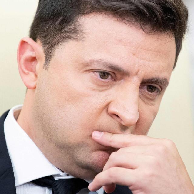 <strong>Volodimir Zelenskij</strong>